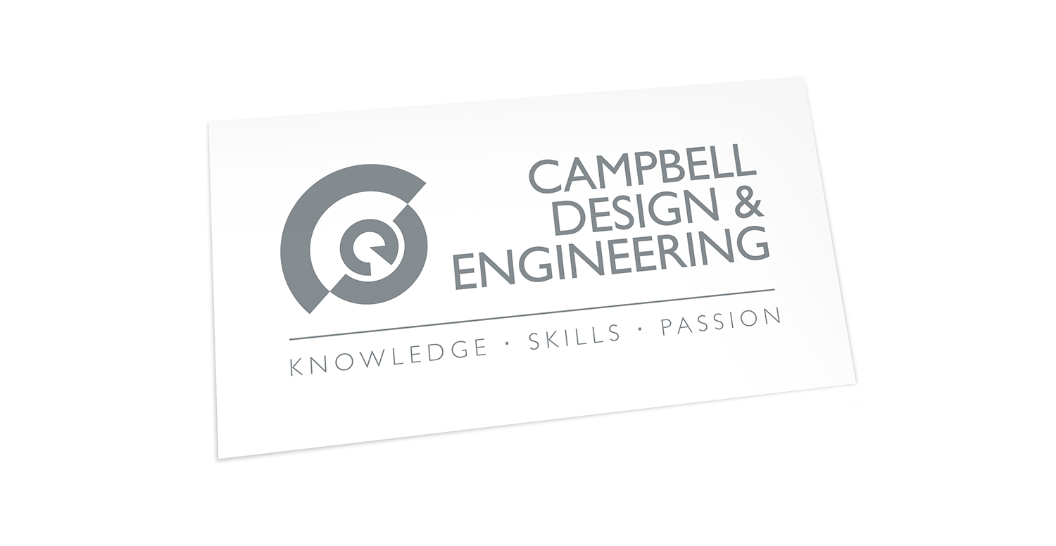 Campbell Design & Engineering | Institution Marketing and Advertising