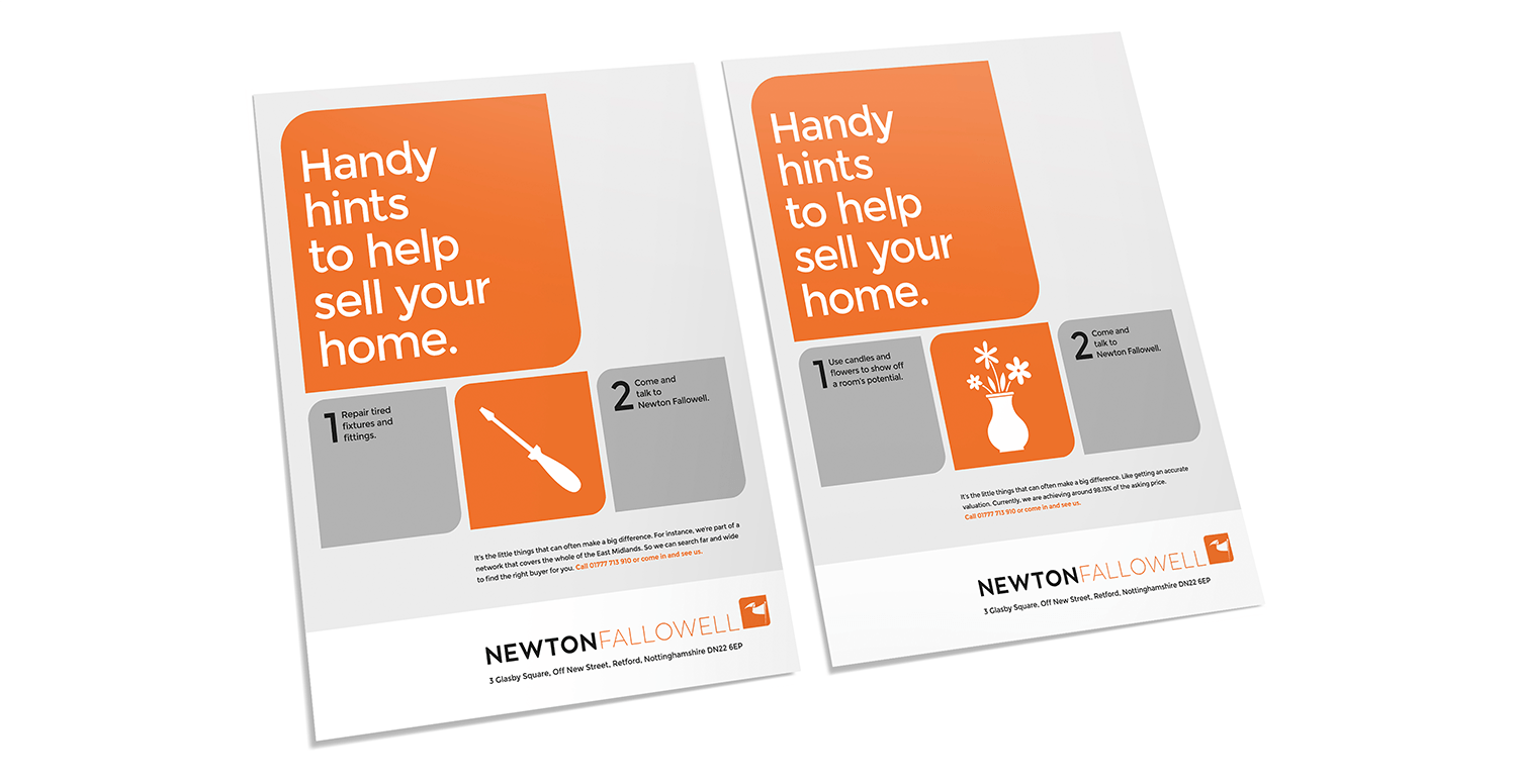 Newton Fallowell | Institution Marketing and Advertising