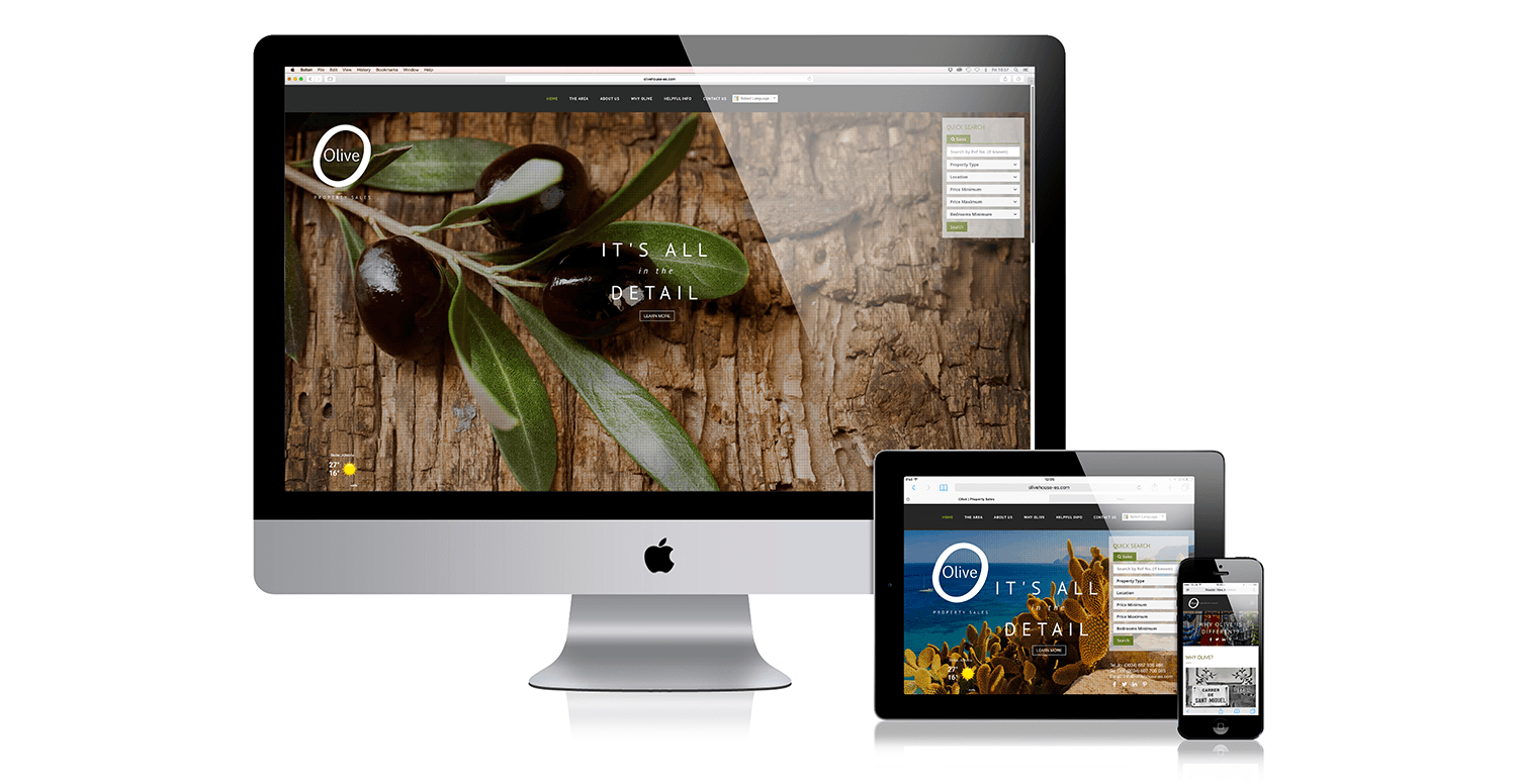Olive Properties | Institution Marketing and Advertising